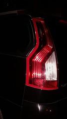 Rücklicht 65 cm hoch - Nacht-Design - Citroën Grand C4 Picasso (eagle1effi) Tags: citroen c4 grand picasso spacetourer visiovan 7 seater light rücklicht nightshot s7 citroëngrandc4picasso 20 hdi millenium gt 150 hp ps