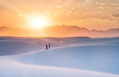 Fine Art Series 2 (Stuck in Customs) Tags: newmexico stuckincustoms treyratcliff white sands desert sun people explore lines fine art treyratcliffcom