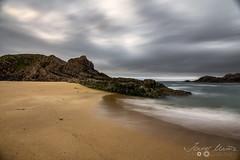 MURDER HOLE BEACH (champollion-10) Tags: seascape beach landscapes tokina1116 canon ireland longexposure