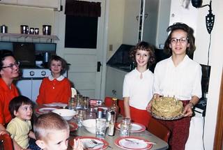 Judy's Twelfth Birthday