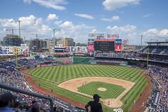 The usher (Tim Brown's Pictures) Tags: washingtonnationals baseball majorleague nationalspark baseballstadium sports pastime game washington dc unitedstates