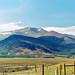 Mountains from Highway 285 near Como, Colorado