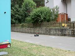 Waldsieversdorf_e-m10_1016235136 (Torben*) Tags: olympusm25mmf18 olympusomdem10 rawtherapee waldsieversdorf brandenburg bobbycar