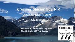 Glacier Bay National Park (KathyCat102) Tags: ncl pearl cruise ship alaska insidepassage glaceirbay np nationalpark iphonex