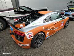 R8 LMS GT4 (BenGPhotos) Tags: 2018 audi sport seyffarth r8 lms cup brands hatch race racing sports car motorsport gt4 richard bather