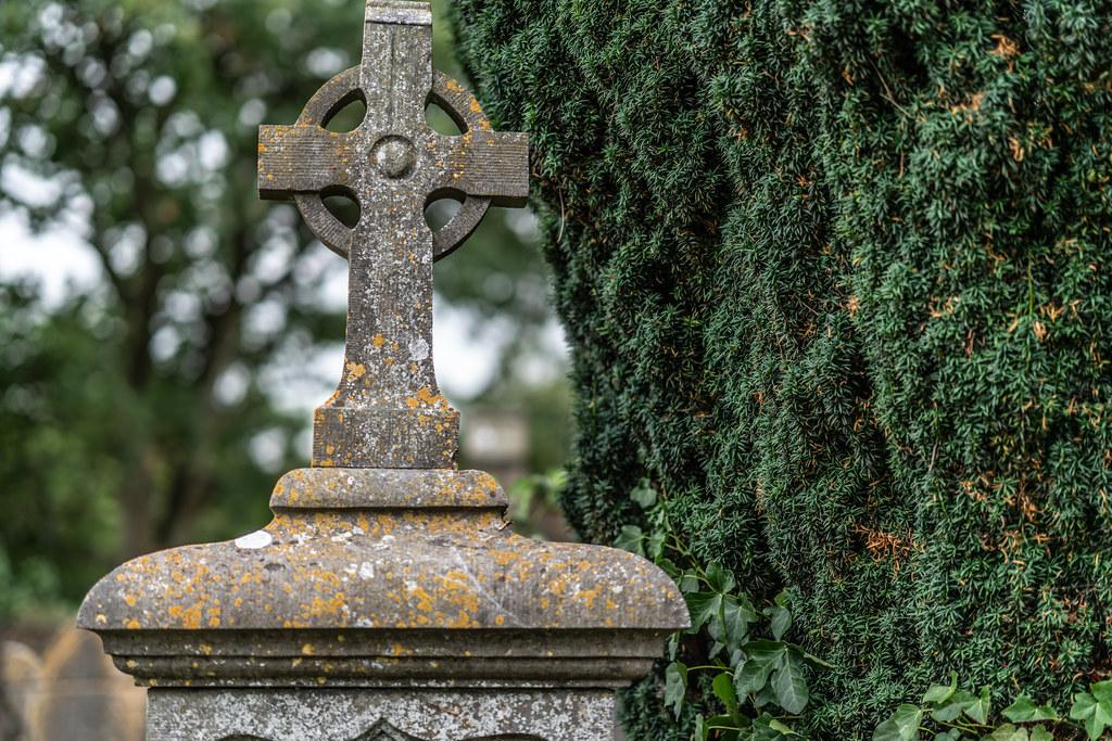 OLD CHURCHYARD KNOWN AS ST. JOHN'S [DUBLIN ROAD KILKENNY]-142952