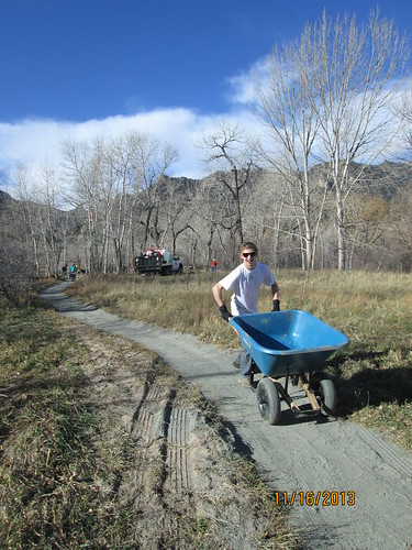 Photo - Junior Ranger Community Trail Project