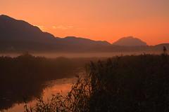 Good morning - sunrise Presseggen 1 (Alex Borst) Tags: presseggen pressegger see presseggersee dobratch sunrise zonsopkomst austria kärnten carinthia karinthië gailtal österreich sonnenaufgang nevel nebel karintië