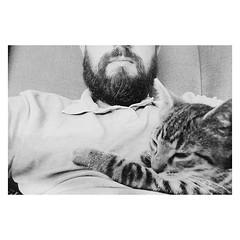From my personal photography project #cityofshadows Chillout time #beard #beardlife #beardmen #beardporn #beardown #beardgame #beardie #beardlove #beardstyle #bearded #beardgang #beards #beardnation #beardman #beardo #beardedmen #beardthefuckup #beardsofi (Piotr Radomski) Tags: blackandwhite film photography bw monochrome ilford hp5 analogue shooting keep alive minolta srt101