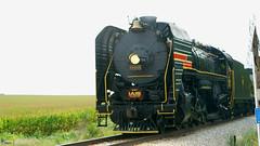 IAIS6988-4 (joerussell2) Tags: trains steam locomotive iowa interstate iais