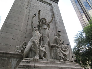 USS Maine Monument - War - Justice - History - Figures 8122