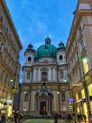 Peterskirche (brimidooley) Tags: peterskirche church kirche eglise iglesia vienna vienne wien austria österreich eu europe travel viedeň city citybreak tourism viena oostenrijk autriche