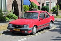 Opel Ascona C 1.6S 1984 (KS-05-BD) (MilanWH) Tags: opel ascona c 16s 1984 ks05bd