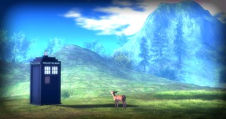TARDIS Series - So Much To See