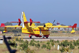 43-31 Canadair CL-215-6B11 CL-215T Spanish Air Force AGP 29-06-18