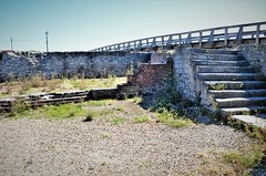 Spur Redoubt & Kings Bastion (stavioni) Tags: spur redoubt kings bastion porstmouth historic defence defences