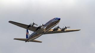 Flying Bulls DC-6B.