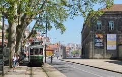Alfândega (ernstkers) Tags: 275 bonde brill lightrail porto portugal stcp stcp275 tram tramvia tranvia trolley eléctrico strasenbahn spårvagn