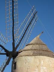 Formentera. Molí (montsealmar) Tags: viatges formentera