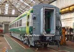 "Irish Rail ""4118"" at Inchicore. (Fred Dean Jnr) Tags: dublin september2006 iarnrodeireann irishrail inchicorerailwayworks inchicore markiv mk4 caf openstandard 4118"