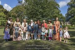 11 augustus 2018 Deel I (Marjon van der Vegt) Tags: hollandshistorischfestijn denhaag 11augustus koninginnen ridders kampement binnenhof paleistuin bezoekers tepaard indrukwekkend gezellig