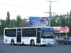 Guilin Daewoo GDW6120HG (stanislavkruglove) Tags: pavlodar павлодар 2018 bus guilin daewoo gdw6120hg