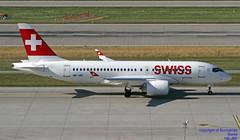 HB-JBF LSZH 30-07-2018 (Burmarrad (Mark) Camenzuli Thank you for the 12.9) Tags: airline swiss aircraft bombardier cseries cs100 registration hbjbf cn 50015 lszh 30072018