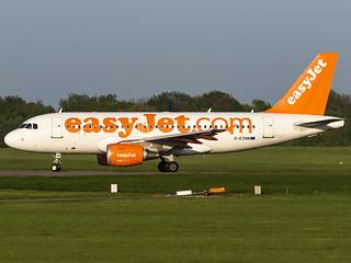 EasyJet | Airbus A319-111 | G-EZNM