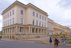 Municipal Offices Cheltenham, Gloucestershire, England. (Minoltakid) Tags: municipal offices cheltenham gloucestershire england minoltakid theminoltakid rossdevans rossevans sony rx0 sonyrx0 municipaloffices people walking buildings building old historic historical town uk tagged flickr day summer street view photo photograph historictown beautifultown streetscene