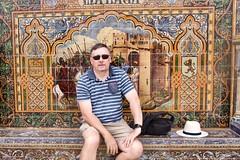 plaza de Espana (Val in Sydney) Tags: de espagne espana spain sevilla seville