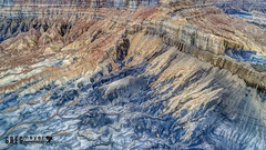 DJI_0063_4_5_6_7_8hdr (Greg Meyer MD(H)) Tags: drone southwest erosion utah nature landscape storm rain weather pattern beauty epic
