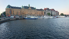 Stockholm, Sweden, June 2018 (Sterna999) Tags: stockholm sweden schweden nature wildlife landscape water wasser hafen harbour harbor