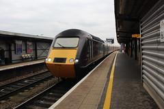 43366 (matty10120) Tags: class railway rail train transport travel bristol parkway hst high speed cross country 43 125