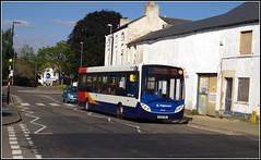 Stagecoach 37071 (Lotsapix) Tags: stagecoach midlands buses bus daventry northamptonshire d3 dennis enviro enviro200 adl alexander 37071 yy63yrt