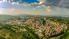 Perugia (omar.morganti) Tags: landscape dji mavicpro mavic umbria perugia