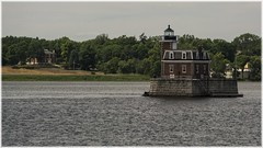 Hudson Lighthouse (gust@vo_@dolfo) Tags: lighthouse newyork hudsonriver