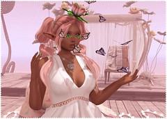 ♡  Things Bloom ♡ (Lili [My Fashionista Heart]) Tags: song demicorn doe catwa maitreya veechi bellaelephante mudskin okkbye yokai ersch maxigossamer cubiccherry mandala lootbox rewind event gachas mesh