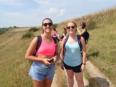 (senderismoenlondres) Tags: whitecliffsofdover deal saxon easy cliff england hiking walking coastal senderismo beach swcwalks book2 walk30