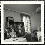 Archiv P177 Familie, Schwaben, 1950er thumbnail