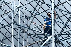 Hero (peterpe1) Tags: hero held scaffold gerüst technik flickr peterpe1