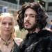Daenerys Targaryen and Jon Snow - Game of Thrones