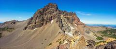 Morning Jack (Tom Fenske Photography) Tags: mountain natuire wilderness volcano threefingeredjack oregon landscape cascades