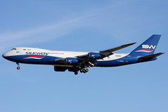 vq-bvc b748 egss (Terry Wade Aviation Photography) Tags: b748 azg egss