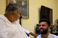London - 3rd August, 2018 (Janardan das) Tags: umadidi bhakti bhaktiyoga harekrishna harekrsna spirituality culture lifestyle people life gaudiya