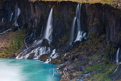 Up close (Valeria Sig) Tags: iceland waterfall nature blue water canon5dmarkiv manfrotto lee