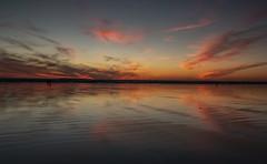 North Devon Skies (jebob) Tags: clouds sky sunset colours sand water sundown reflections jebob tide tidal beach westwardho northdevon devon england southwest dusk uk outdoors landscape ripples ocean