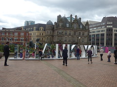 THANK YOU - Victoria Square, Birmingham (ell brown) Tags: victoriasquare birmingham westmidlands england unitedkingdom greatbritain sign thankyou royalbritishlegion ww1 worldwarone firstworldwar thegreatwar memorial victoriasquarehouse no1victoriasquare floozieinthejacuzzi
