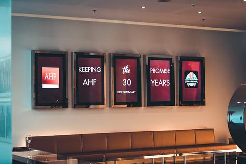 AHF 30 Years documentary in Amsterdam 2017