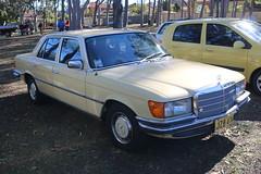 Mercedes Benz W116 350SE (jeremyg3030) Tags: mercedes benz w116 350se cars german