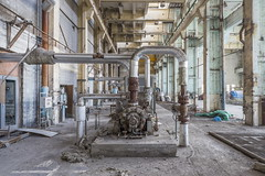 . (Dawid Rajtak) Tags: powerstation powerplant industry industrial decay decaying photography photo lost urban exploring urbex